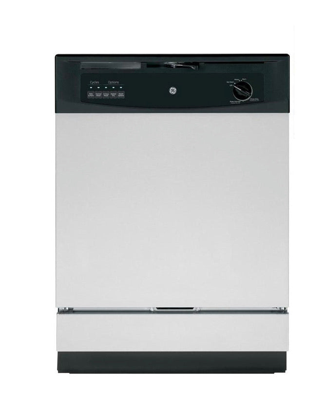 GE Front Control Dishwasher in Stainless Steel, 62 dBA Model GSD336KSS