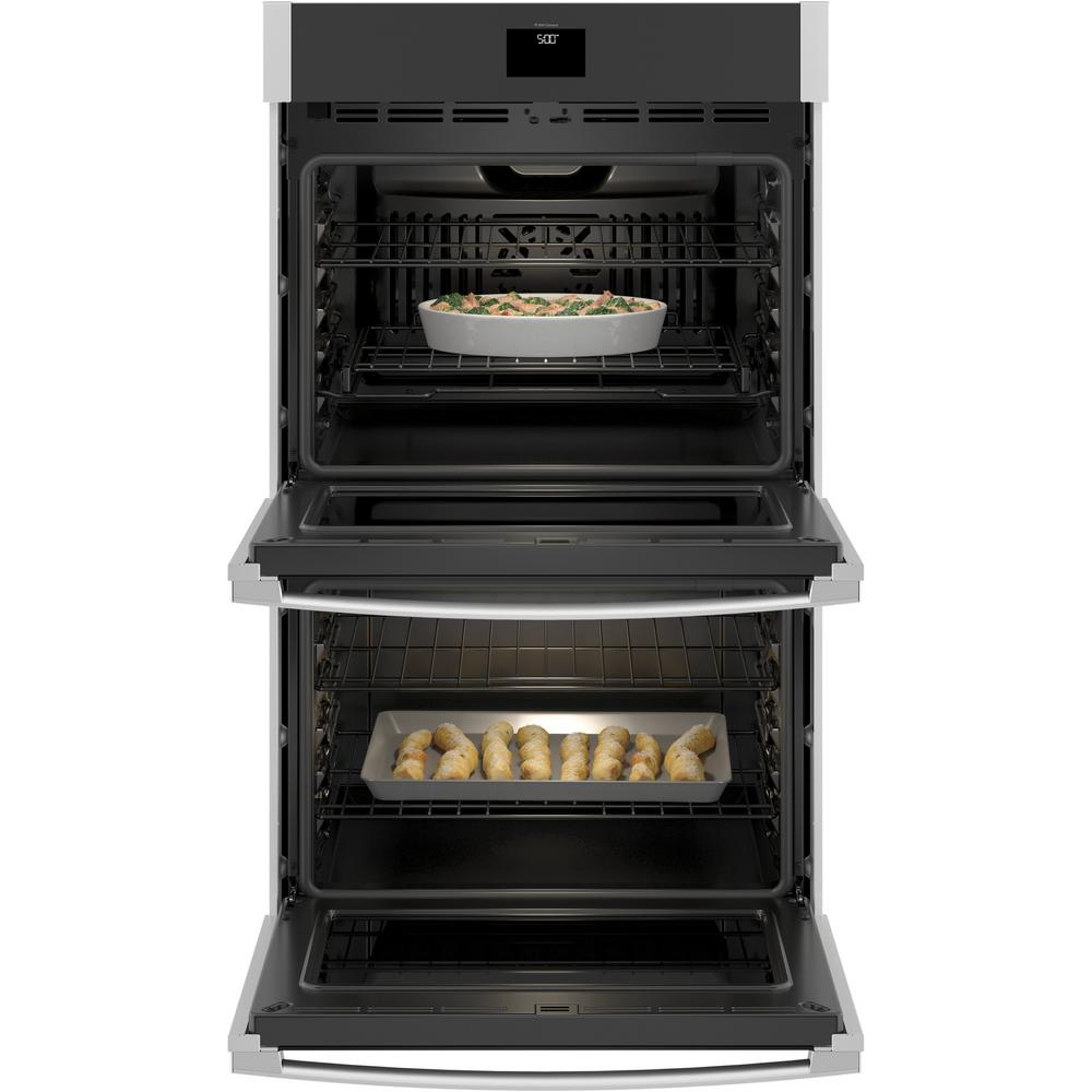 30 in. Smart Double Electric Wall Oven In Stainless Steel (Also Available in Black Stainless)