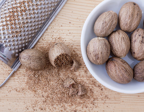 Featured ingredient Nutmeg