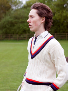 Hampshire Hogs Long Sleeved Cricket Jersey