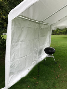 Marquee Hire - rent the Hogs small marquee for your Summer evening