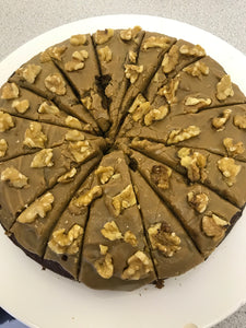 Queen Mother's Date and Walnut Cake