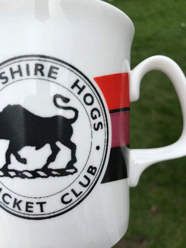 Hampshire Hog Bone China Mug - Second Hand
