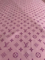 N-102 Designer Inspired POWDER PINK Spandex Lycra Fabric
