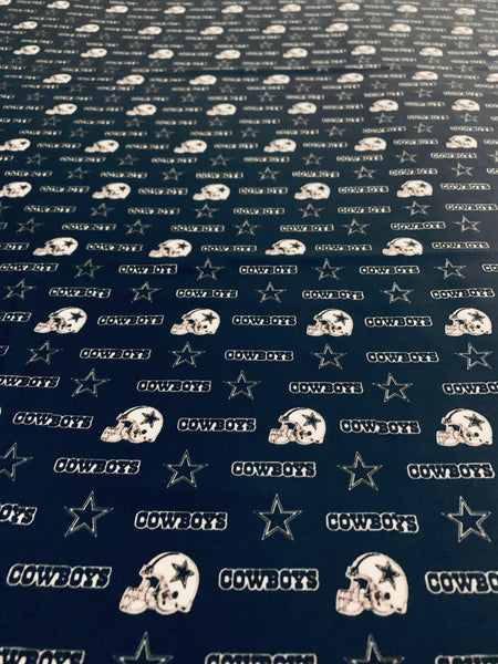 NFL-204 TEAM DALLAS COWBOYS Spandex Lycra Fabric