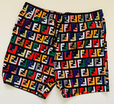 SHORTS-50 Designer Inspired Swim Trunks MULTI-COLOR Beach Shorts