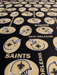 NFL-205 TEAM New Orleans Saints Spandex Lycra Fabric