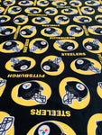 NFL-105 PITTSBURGH STEELERS TEAM Spandex Lycra Fabric