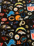 NFL-207 ALL TEAMS Spandex Lycra Fabric