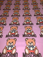 MOS-110 Designer Inspired Boy Bear Spandex Lycra Fabric Stretch