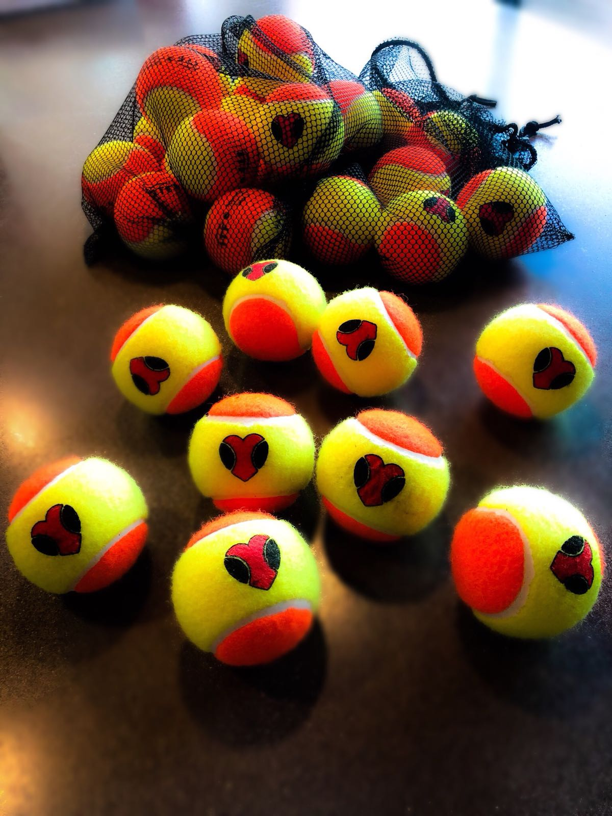 I Love Beach Tennis™ Balls