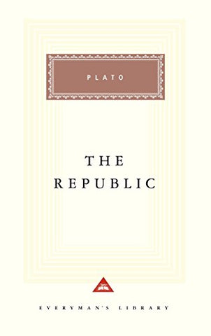 The Republic (Everyman's Library Classics)