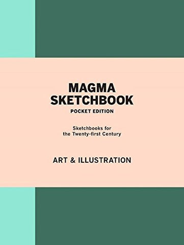 Magma Sketchbook: Art & Illustration: Mini edition (Magma for Laurence King)