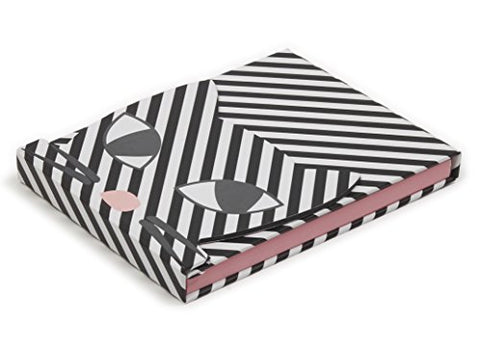Lulu Guinness: The Kooky Cat Jotter Pad (Lulu Guinness Notepad)