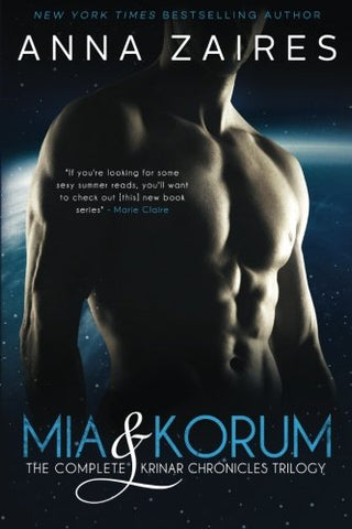 Mia & Korum (The Complete Krinar Chronicles Trilogy)