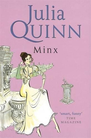 Minx: Number 3 in series (Blydon Family Saga)