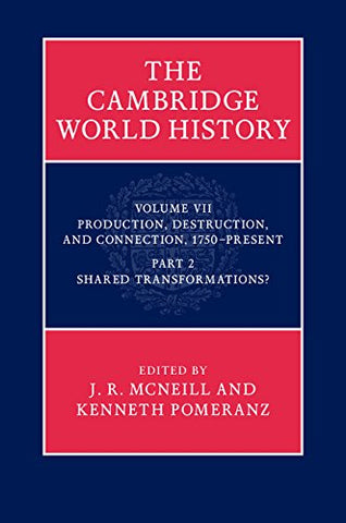 The Cambridge World History: Part 2