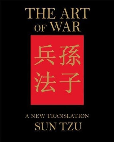 The Art Of War [New Translation] (Chinese Bound)