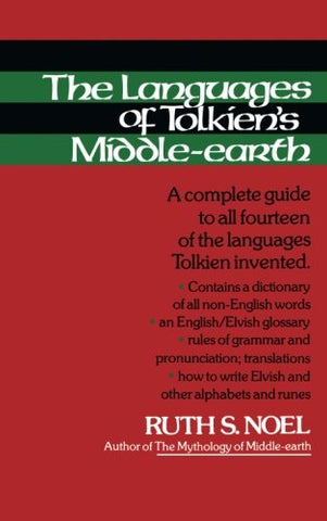 Languages of Tolkien's Middle-earth