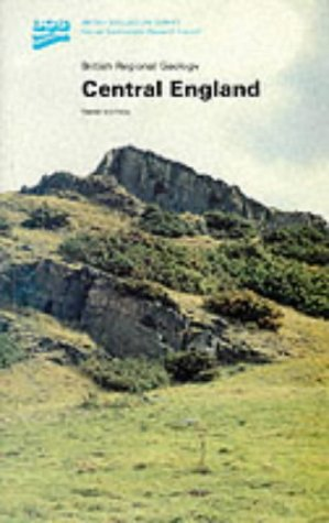 Central England (Regional Geology Guides)