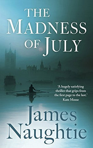 The Madness of July (Will Flemyng 1)