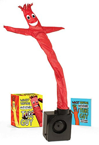Wacky Waving Inflatable Tube Guy (Miniature Editions)