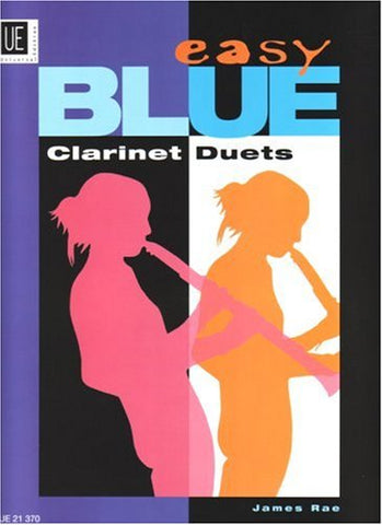 Easy Blue Clarinet Duets: UE21370