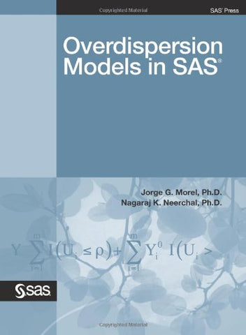 Overdispersion Models in SAS