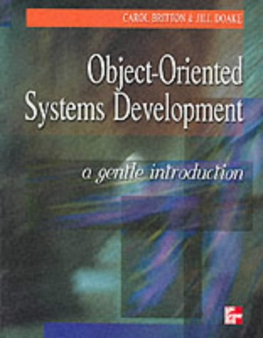 Object-Oriented Systems Development