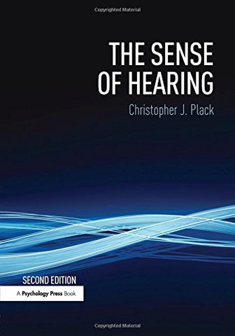 The Sense of Hearing: Second Edition