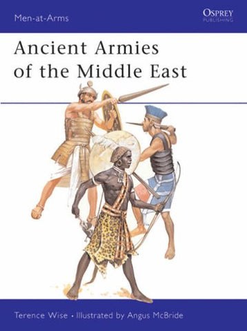 Ancient Armies of the Middle East (Men-at-Arms): 109