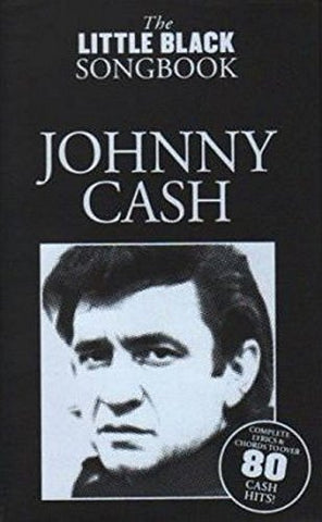 The Little Black Songbook Johnny Cash Lc