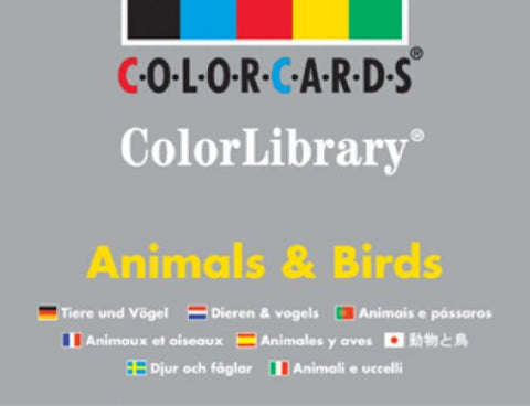 Animals & Birds ColorLibrary: Colorcards