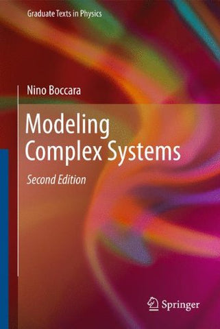 Modeling Complex Systems (Graduate Texts in Physics)