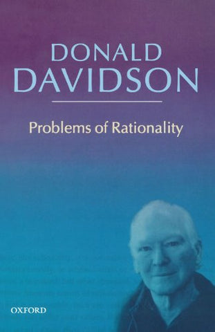 Problems Of Rationality (V. 4): Philosophical Essays v. 4