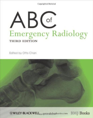 ABC of Emergency Radiology 3E (ABC Series)
