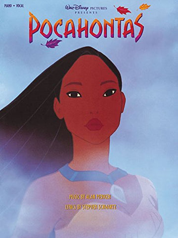 Alan Menken: Pocahontas - Vocal Selections: Piano/Vocal (Piano/Vocal/guitar Artist Songbook)
