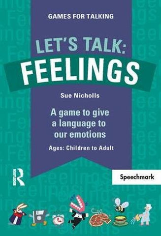 Let's Talk: Feelings (Games for Talking)