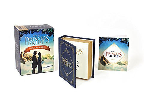The Princess Bride Talking Book (Miniature Editions)