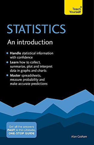 Statistics: An Introduction: Teach Yourself