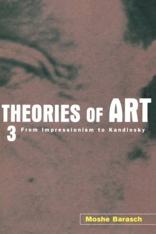 Theories of art, 3: 003 (Thoeries of Art)