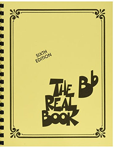 The Real Book - Volume 1 B Flat Edition (Real Books (Hal Leonard))