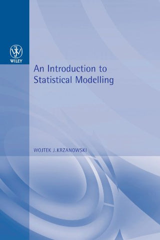 An Introduction to Statistical Modelling