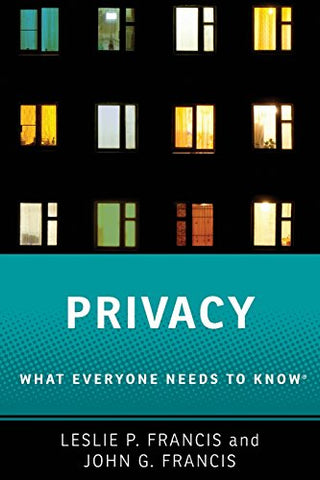 Privacy: What Everyone Needs to Know