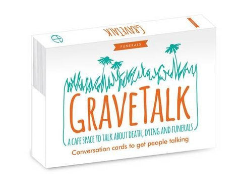 GraveTalk: Cards: A cafe space to talk about death, dying and funerals