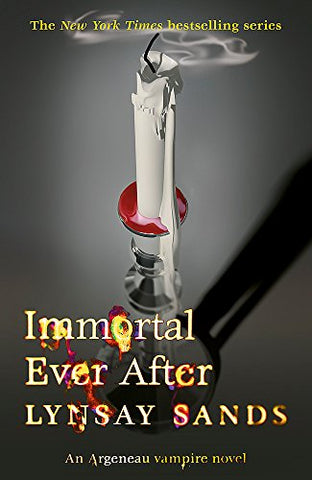 Immortal Ever After: An Argeneau Vampire Novel