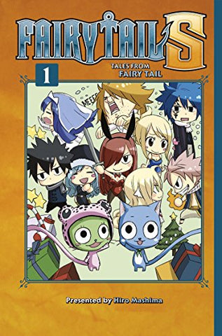 Fairy Tail S Volume 1 Tales from Fairy Tail