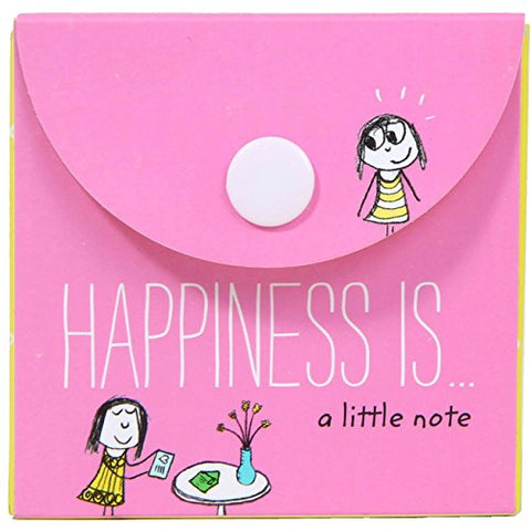 Happiness Is: A Little Note: 30 Pocket-Size Notecards and Envelopes