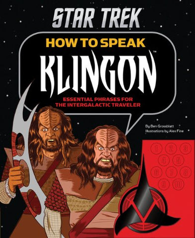How to Speak Klingon hc (Star Trek)
