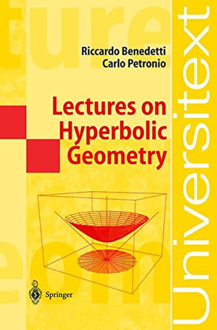 Lectures on Hyperbolic Geometry (Universitext)